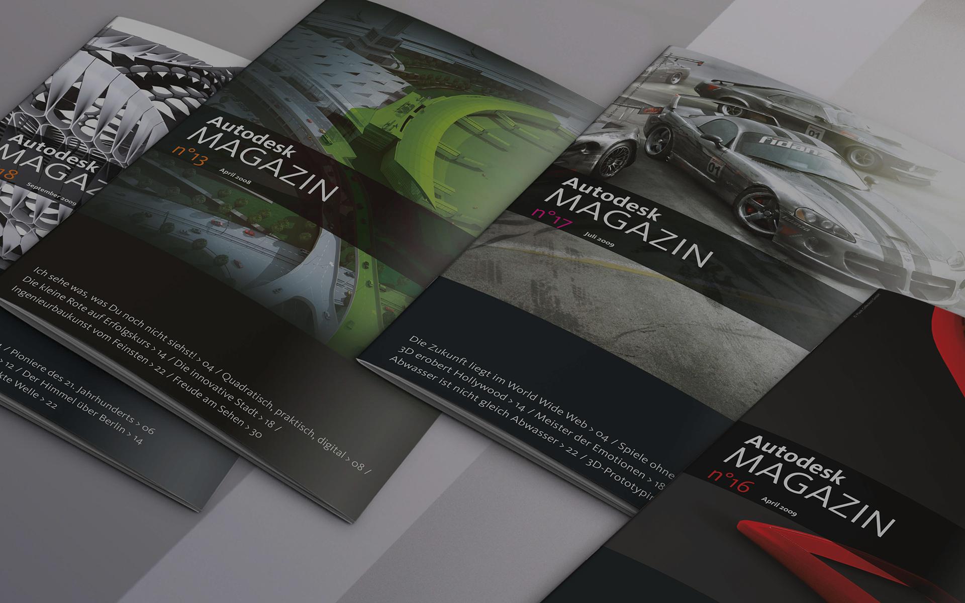 Die ganze Welt von Autodesk