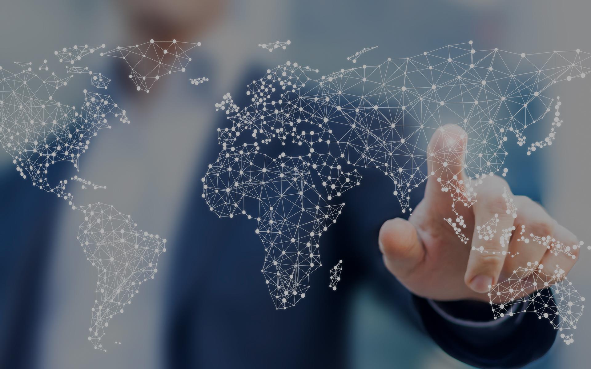 Global vernetzt